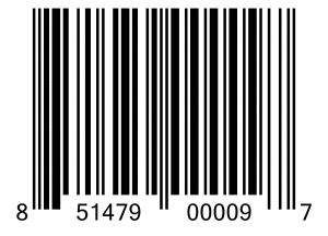UPC Barcode 85147900007