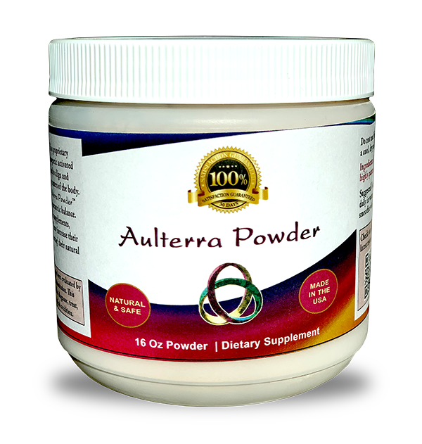 Aulterra Powder with 100% satisfaction guarantee