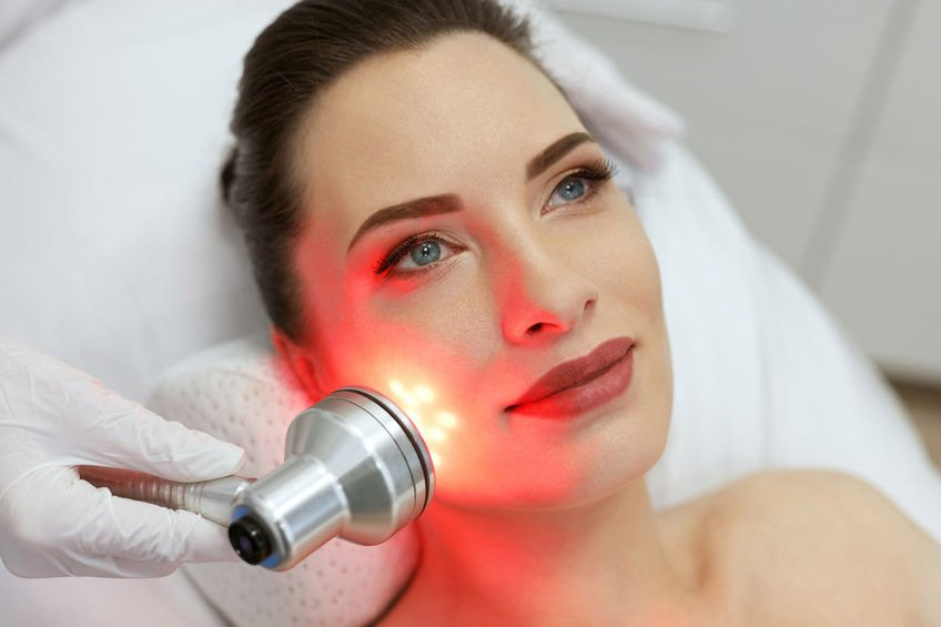 Are Radio Frequency, Laser & LED Light Skin Treatments Safe?